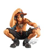 One Piece Statue King Of Artist Portgas D. Ace Special Ver. 13 cm