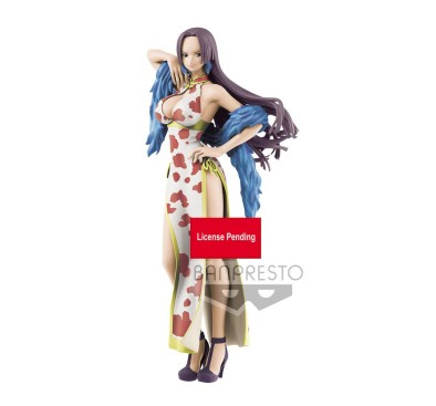 One Piece Sweet Style Pirates PVC Statue Boa Hancock Ver. A 23 cm