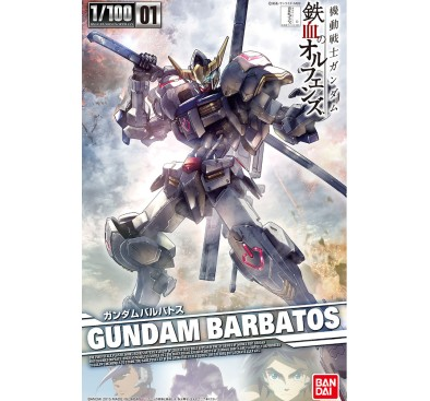 Orphans Gundam Barbatos 1/100 (Model Kit)