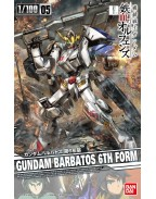 Orphans Gundam Barbatos 6th form 1/100 (Model Kit)