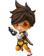 Overwatch Nendoroid Action Figure Tracer Classic Skin Edition 10 cm