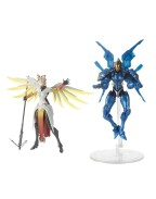 Overwatch Ultimates Action Figures 15 cm 2-Packs  Mercy & Pharah