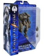 Pacific Rim Uprising Select Action Figures Bracer Phoenix 16 cm