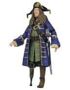Pirates of the Caribbean Dead Men Tell No Tales Select Actionfigure Barbossa 18 cm