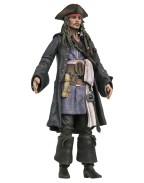 Pirates of the Caribbean Dead Men Tell No Tales Select Actionfigure Jack Sparrow 18 cm