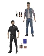 Preacher Action Figures 18 cm Series 1, Set 2 figurine