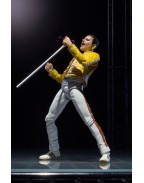 Queen S.H. Figuarts Action Figure Freddie Mercury 14 cm
