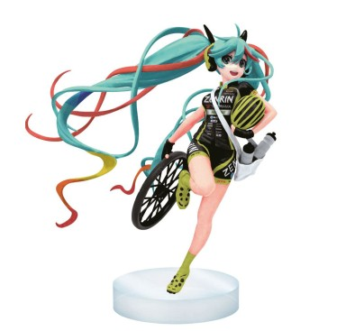 Racing Miku PVC Statue Hatsune Miku 2016 Racing Team Ukyo Version 17 cm