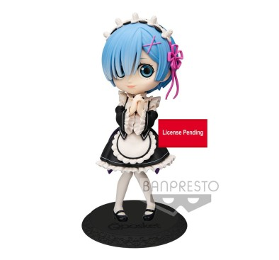 Re: Zero Starting Life in Another World Q Posket Mini Figure Rem Ver. A 14 cm