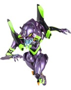Rebuild of Evangelion Parfom Action Figure Evangelion Unit-01 Metallic Ver. 14 cm