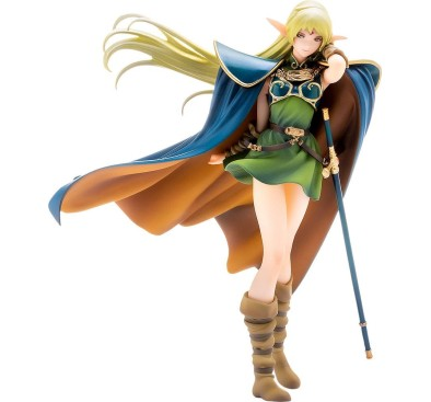 Record of Lodoss War Plastic Model Kit 1/20 PLAMAX MF-43 minimum factory Deedlit 9 cm