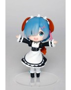 Re:Zero PVC Statue Rem Doll Crystal Dog Ears Version 14 cm