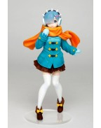 Re:Zero PVC Statue Rem Winter Clothes Ver. 23 cm