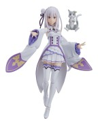 Re:ZERO -Starting Life in Another World- Figma Action Figure Emilia 14 cm