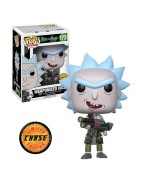 Rick and Morty POP! Animation Figures Weaponized Rick Chase 10 cm
