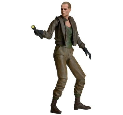 Aliens Action Figure Series 8, Ripley (Bald Prisoner) 18 cm