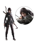 Rise of the Tomb Raider Play Arts Kai Lara Croft 26 cm