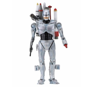RoboCop vs. The Terminator Action Figure Ultimate Future RoboCop 18 cm
