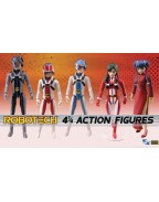 Robotech Action Figures 11 cm Assortment Series 1 (20)