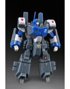 Robotech Heavy Armor Veritech Fighter Collection Action Figure 1/100 Max Sterling GBP-1J 15 cm