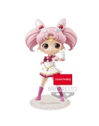 Sailor Moon Eternal The Movie Q Posket Mini Figure Super Sailor Chibi Moon Ver. A 14 cm
