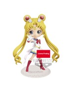 Sailor Moon Eternal The Movie Q Posket Mini Figure Super Sailor Moon Ver. A 14 cm