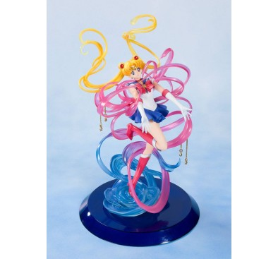 Sailor Moon FiguartsZERO Chouette PVC Statue Sailor Moon Tamashii Web Exclusive 25 cm