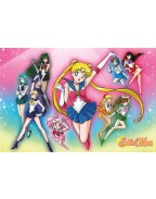 Sailor Moon Poster Burst 61 x 91 cm