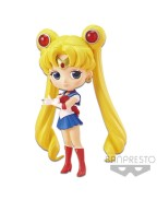 Sailor Moon Q Posket Mini Figure Sailor Moon 14 cm