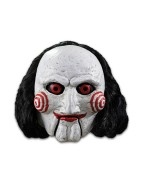 Saw Latex Mask Billy Puppet