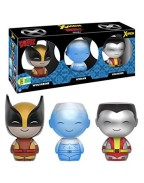 SDCC 2016 Exclusive Dorbz X-Men 3-pack Wolverine, Ice-Man & Colossus Vinyl Figures