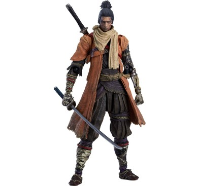 Sekiro: Shadows Die Twice Figma Action Figure Sekiro 16 cm