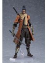 Sekiro: Shadows Die Twice Figma Action Figure Sekiro: DX Edition 16 cm