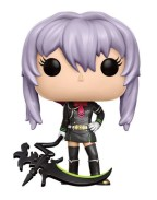 Seraph of the End POP! Animation Vinyl Figure Shinoa (With Scythe) 10 cm