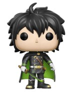 Seraph of the End POP! Animation Vinyl Figure Yuichiro Hyakuya 10 cm