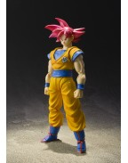 S.H. Figuarts Dragon Ball Super SS God Son Goku 15 cm