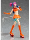Space Channel 5 Figma Action Figure Ulala Exciting Orange Ver. 15 cm