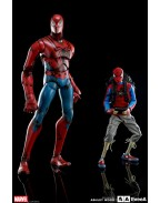 Spider-Man Action Figures 2-Pack Peter Parker & Spider-Man Classic Edition 25 - 38 cm