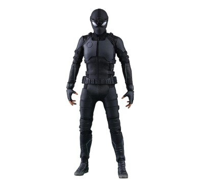 Spider-Man: Far From Home Movie Masterpiece Action Figure 1/6 Spider-Man (Stealth Suit) 29 cm
