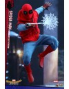 Spider-Man Homecoming Movie Masterpiece Action Figure 1/6 Spider-Man Homemade Suit Ver. 28 cm