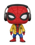 Spider-Man Homecoming POP! Marvel Vinyl Figure Spider-Man (Headphones) 9 cm