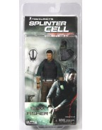 NECA Splinter Cell Sam Fisher Action Figure 18 cm