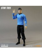 Star Trek Action Figure 1/12 Spock 15 cm