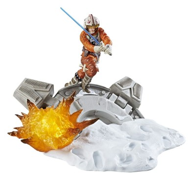 Star Wars Black Series Centerpiece Diorama 2017 Luke Skywalker 15 cm