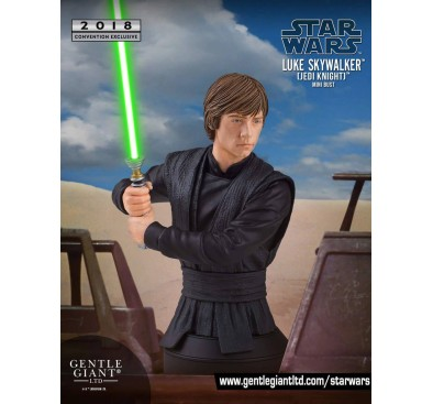 Star Wars Bust 1/6 Luke Skywalker (Jedi Knight) SDCC 2018 Exclusive 16 cm