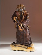 Star Wars Collectors Gallery Statue 1/8 Zuckuss 24 cm