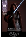 Star Wars Episode III MMS Action Figure 1/6 Anakin Skywalker Dark Side 2018 Toy Fair Exclusive 31 cm