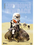 Star Wars Episode IV Egg Attack Action Figure 2-pack Dewback & Sandtrooper 9/15 cm