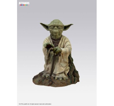 Star Wars Episode V Elite Collection Statue Yoda on Dagobah 16 cm