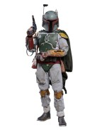 Star Wars Episode V Movie Masterpiece Action Figure 1/6 Boba Fett Deluxe Version 30 cm